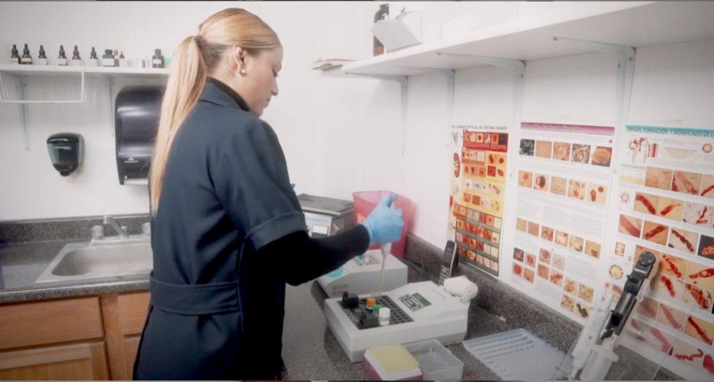 Lab Tests at Hospital Mi Doctor